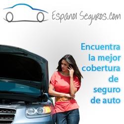 Encuentra la Mejor Cobertura de Auto en USA... http://EspanolSeguros.com