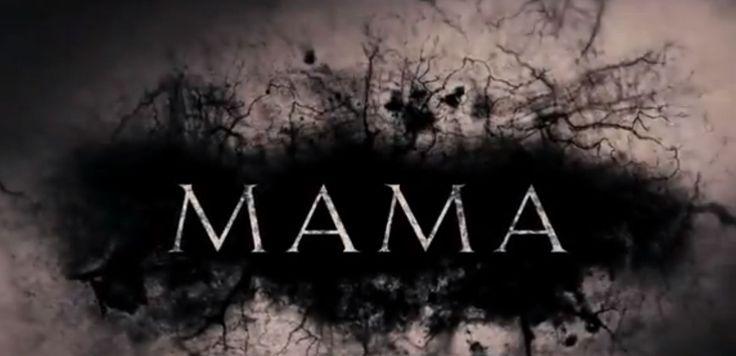 Si te gustan las películas de terror, no puedes dejar de ver Mamá de Guillermo del Toro