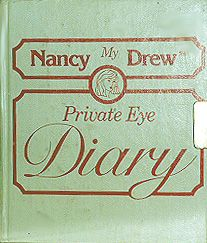 Nancy Drew Book Related Collectibles