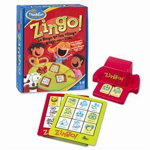Zingo by ThinkFun | Toys | chapters.indigo.ca