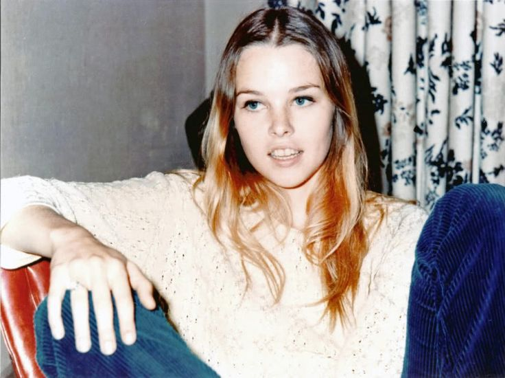 the original ombre--Michelle Phillips