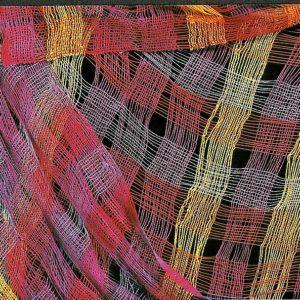 Luis Acosta, transparent detail, 1995