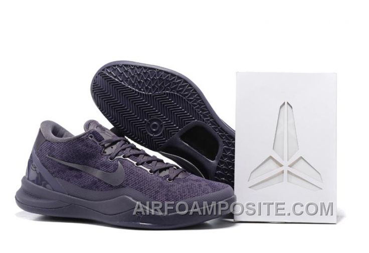"""http://www.airfoamposite.com/discount-nike-kobe-8-ftb-black-mamba.html DISCOUNT NIKE KOBE 8 FTB """"BLACK MAMBA"""" Only $98.00 , Free Shipping!"""