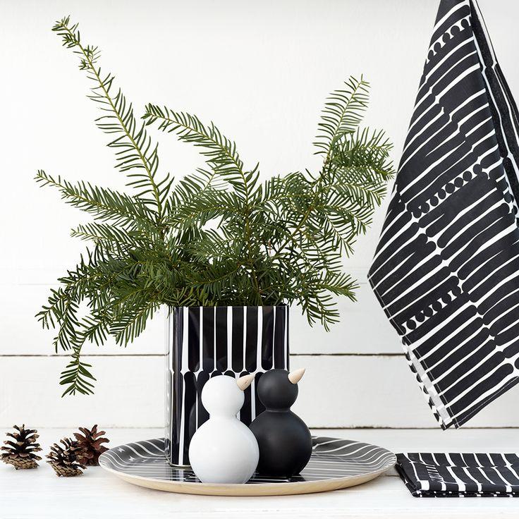 Aarikka - Cooking & Table setting : Palko tin