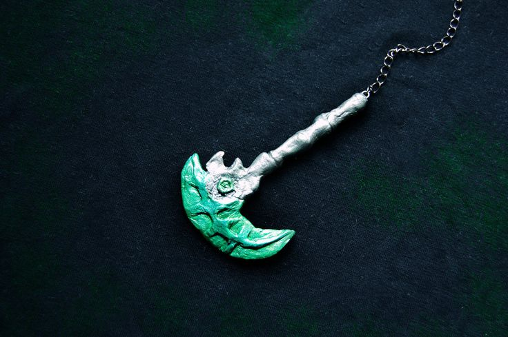 Thresh Hook from League of Legends by ArtemisHobby.deviantart.com on @DeviantArt