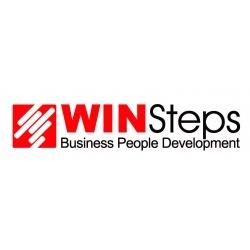 Η  WINSteps γεννήθηκε από την ανάγκη για ποιοτική και σύγχρονη δράση στις Eπιχειρήσεις. Τα εκπαιδευτικά πρόγραμματα  We Way ,  Salesball και WINterview έχουν στόχο: 1. την εξομάλυνση των δυσκολιών, που οι άνθρωποι της Aγοράς αντιμετωπίζουμε καθημερινά 2. την επίτευξη των ποσοτικών και ποιοτικών μας στόχων
