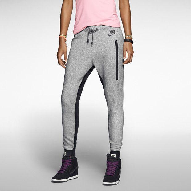 Nike Tech Pants Women's Pants - want these NOW