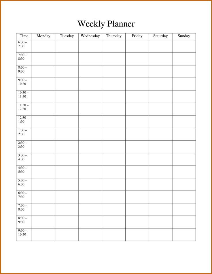 weekly-planner-template-monday-to-friday-4563183.png (1285×1660)