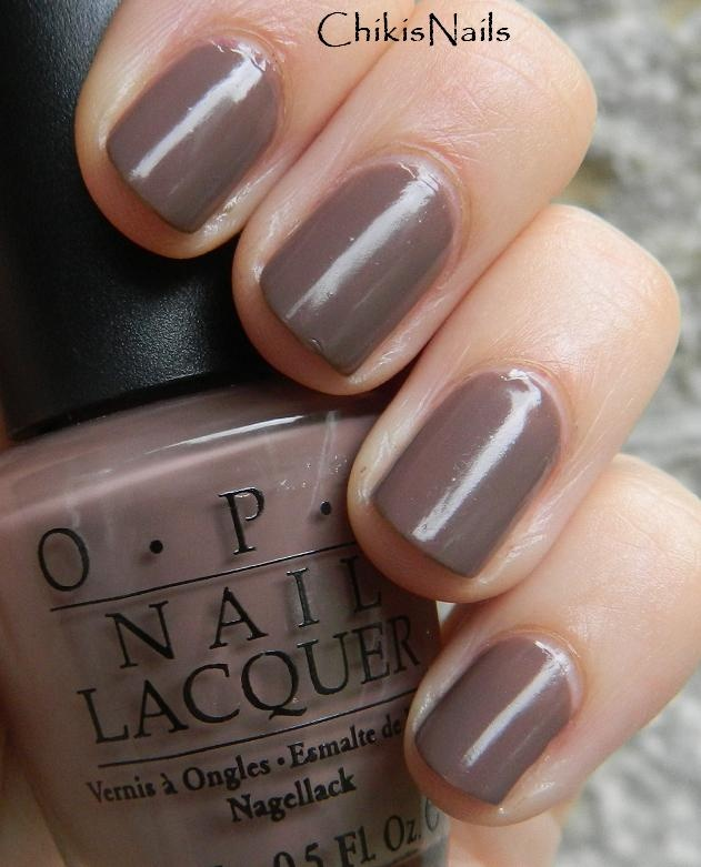 Opi Nail Polish In Over The Taupe Beauty Is Only Skin Deep Pinterest Nails And