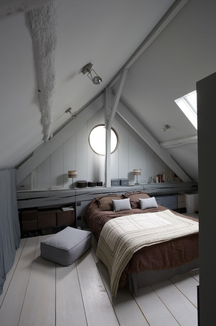 243 best LOFT \u0026 ATTIC IDEAS images on Pinterest | Loft room, Attic ...