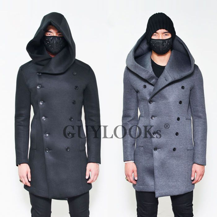 Mens Coats With Hoods | Down Coat