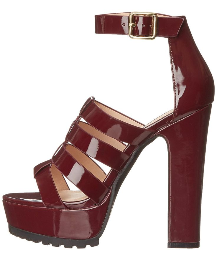 STEVE MADDEN Steve Madden Womens Groove Leather Open Toe Casual Platform Sandals'. #stevemadden #shoes #sandals