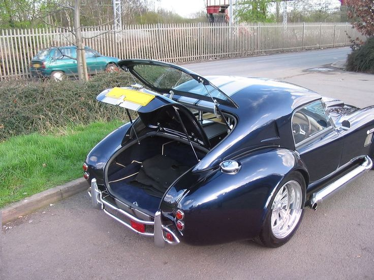 Cobra kit hardtop...look, almost practical