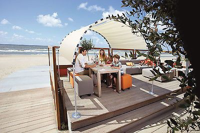 Sonnenschirm Zelt Sonnenschutz Skincom Comfort Schirm Strand Camping Schutz  in Garten & Terrasse, Gartenbauten & Sonnenschutz, Sonnenschirme | eBay