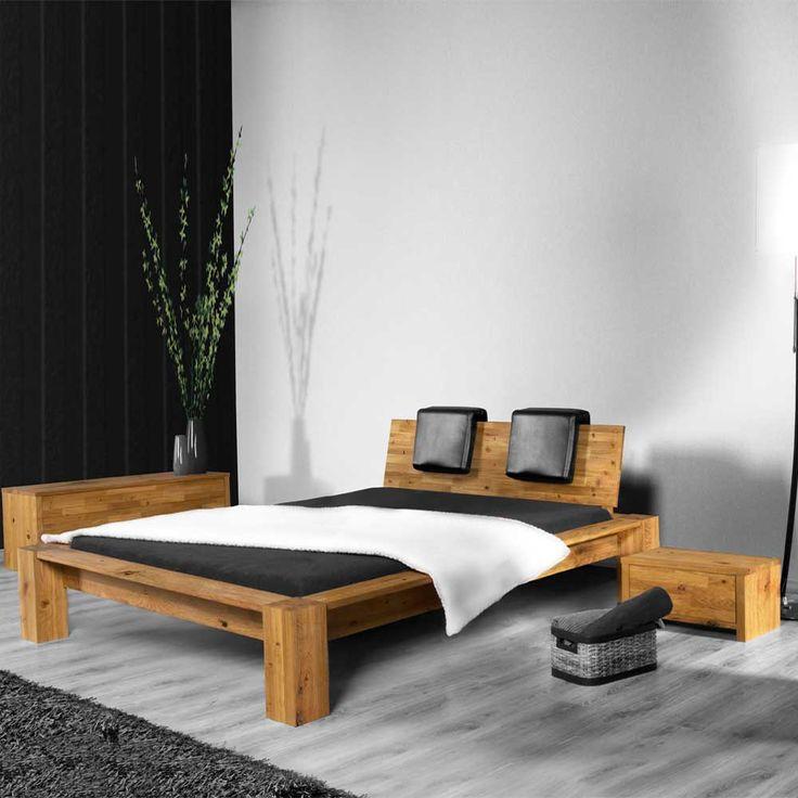Best 20+ Echtholzbett ideas on Pinterest Holzbett-Designs - schlafzimmer möbel martin