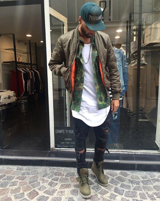 Émile Les Jeans Le Manteau Militaire Pas La Casquette Trop Hip Hop F I T S In 2018 Pinterest Fashion Mens And Streetwear