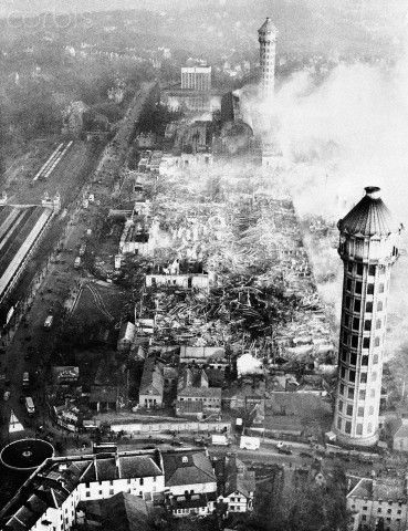 Ruins of the Crystal Palace - U372984ACME - Rights Managed - Stock Photo - Corbis