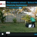 Les enfants des travailleurs migrants n'ont pas accès aux écoles. Ils vivent dans des bidonvilles et travaillent dès leur plus jeune âge. The Nowhere School est un programme conçu pour offrir à ces enfants une instruction minimale.