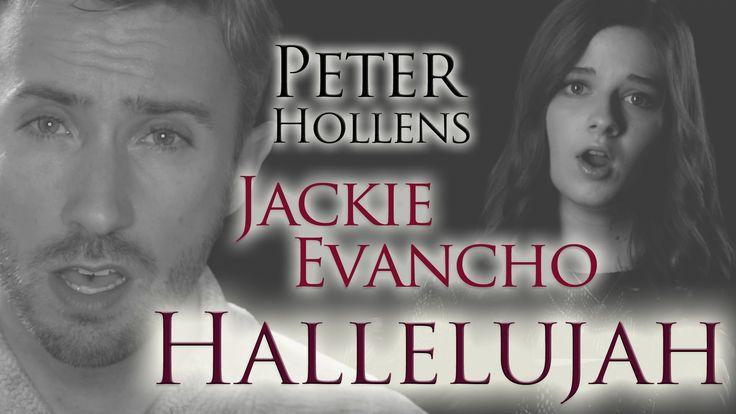 Hallelujah Peter Hollens - feat Jackie Evancho