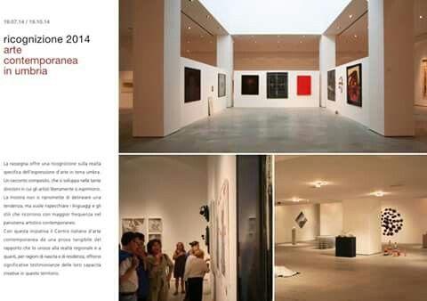 Ricognizione 2014-Centro per la Cultura e lo Sviluppo Economico  #CIAC #Foligno