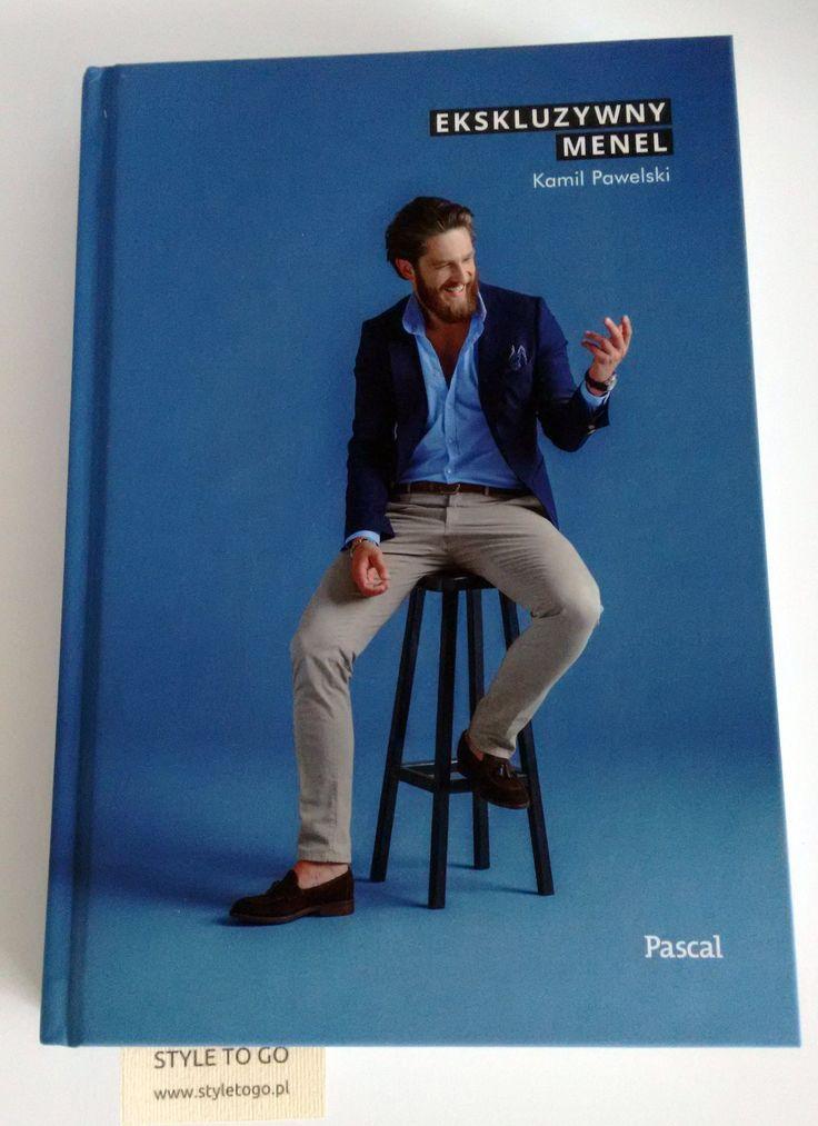 My już mamy nową książkę Ekskluzywnego Menela. Recenzja pojawi się już wkrótce na naszym blogu
