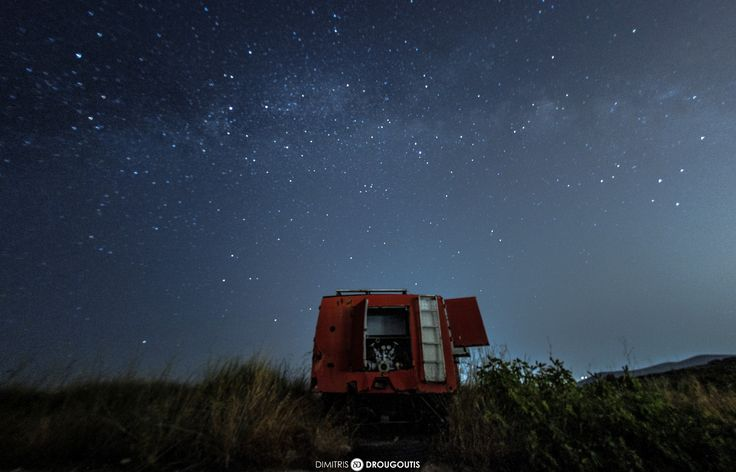 "Starry Firetruck - Follow: <a href=""https://www.facebook.com/DrougoutisPhotography"">facabook page</a>  Ιnfo: <a href=""http://drougoutis.blogspot.gr/"">Drougoutis Photography</a>"