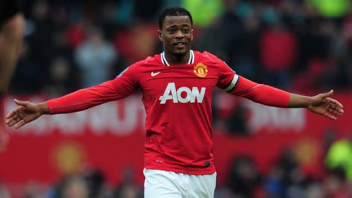 Latest News For Evra My Agent Said Manchester United Transfer Was A Mistake After Horrific Derby Debut Manchester United Players Manchester United Transfer Manchester United Shirt