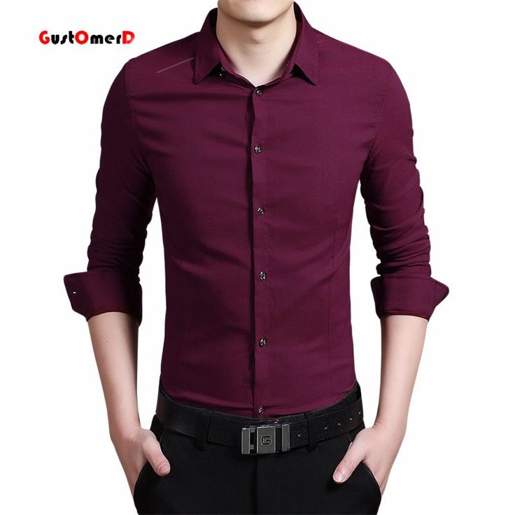 2016 New Arrival Men Shirt Spring Fashion  http://mobwizard.com/product/2016-new-arrival/