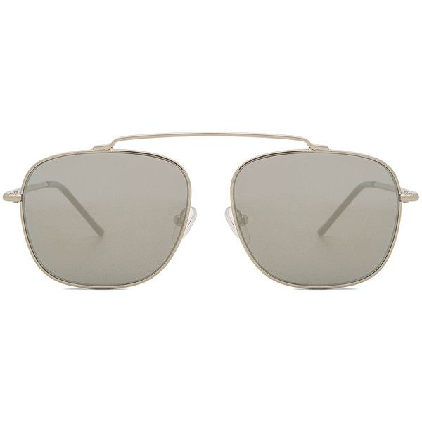 Spitfire Beta Matrix (2,520 INR) ❤ liked on Polyvore featuring accessories, eyewear, sunglasses, metal frame glasses, metal frame sunglasses, spitfire sunglasses and spitfire glasses