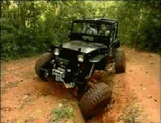 20 GIFs that make you want to off road