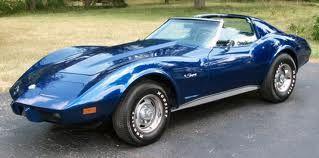 1975 Corvette T Top