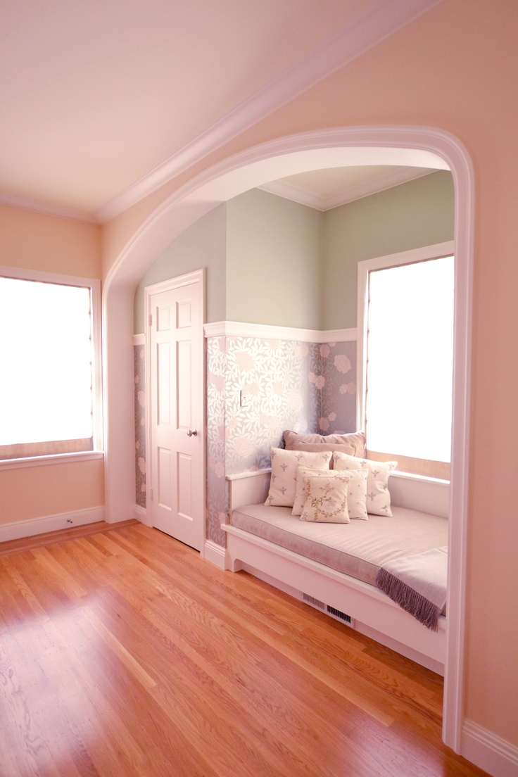 Built in daybed | Dream Home KIDS | Pinterest