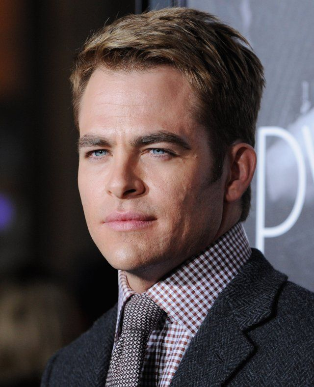Chris Pine at event of This Means War