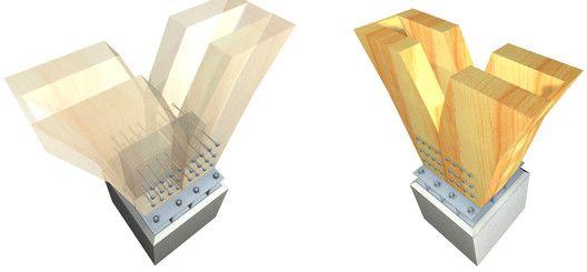 Diagonal Beam Joint