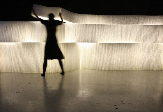 Space dividers | Partitions-Space dividers | softwall  . Check it out on Architonic