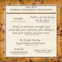 Say This Write: Visiting Teaching Handouts Nov 2015