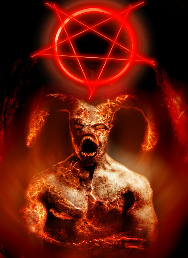 Сатанинский сайт знакомств