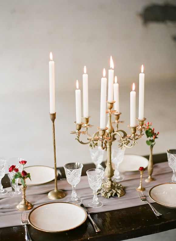 Industrial Wedding Style | Wedding Sparrow | indoor wedding ideas