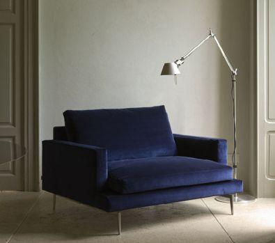 Verzelloni Larsen LoveseatModern Furniture Vancouver
