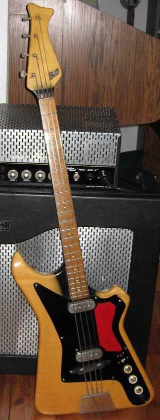 Burns Weill Bass Guitar | The UK Guitar Forum, Guitar Blogs, Guitar News & New/Used Guitars For Sale