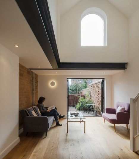 Writer's Coach House by Intervention Architecture
