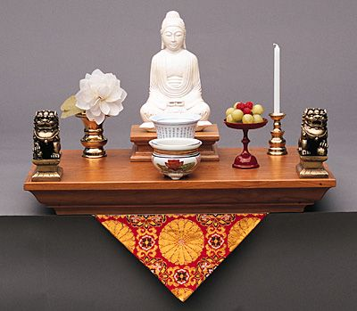 photos of buddhist alters | Setting-up A Buddhist Altar & Sacred Space | Engaged Dharma