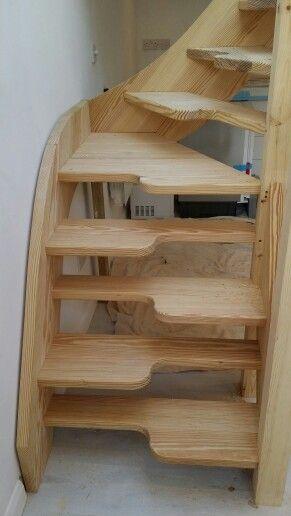 My space saving stairs