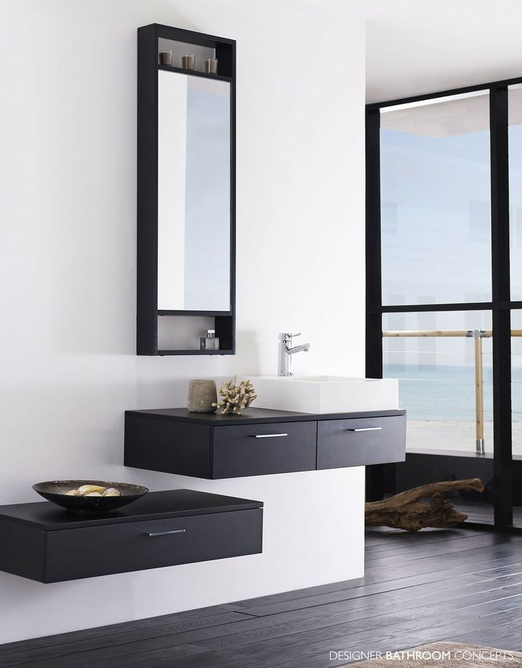 Image Gallery For Website The Levity bathroom vanity unit boasts two soft close doors for added panache as well