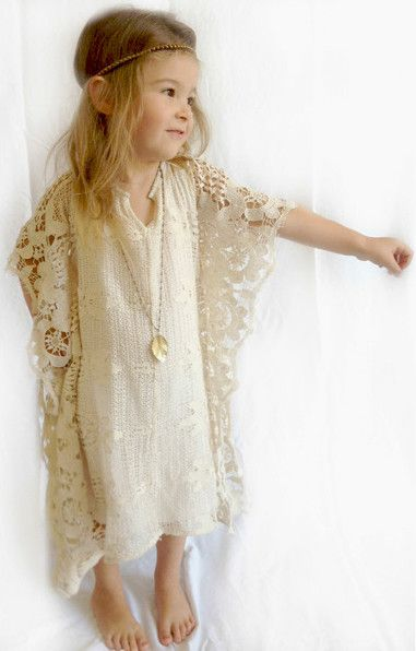 Little Mykonos Kaftan