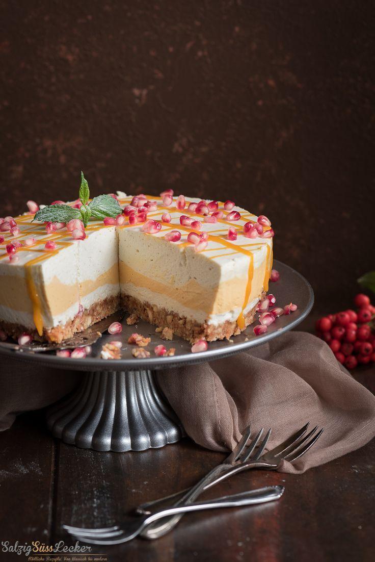 Sanddorn Cheesecake No Bake Rezepte Kuchen Torten