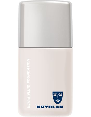 Kryolan maquillage de beauté - Fluide Ultra Foundation - Ultrafoundation #kryolan #beauté #maquillage