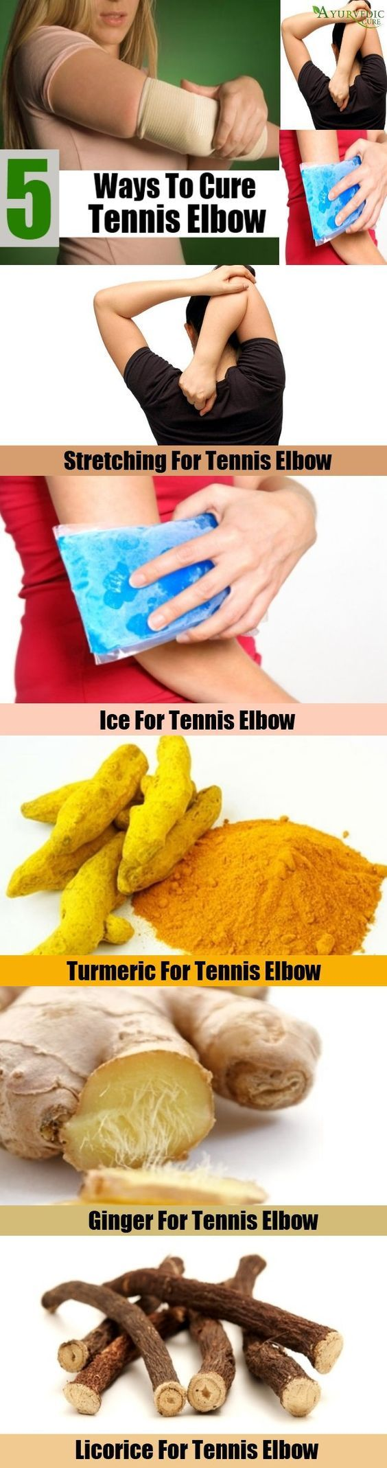 5 Tips On How To Cure Tennis Elbow