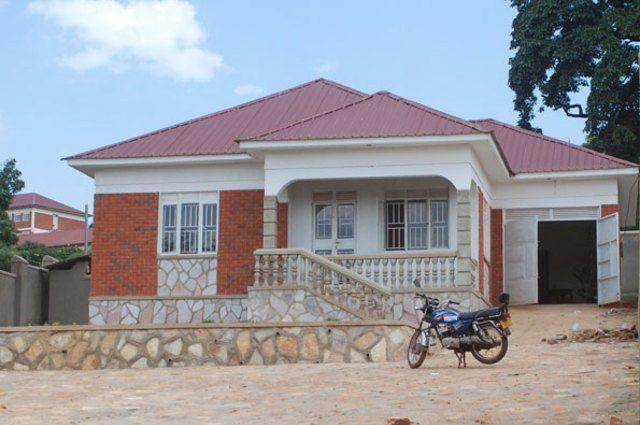 Image Result For 4 Bedroom House Plans In Uganda Renting A House 4 Bedroom House Designs House Plans