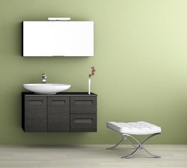 oltre 25 fantastiche idee su divano verde su pinterest | divano di ... - Soggiorno Pareti Verdi 2